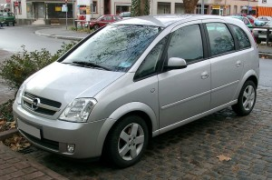 Autoankauf Minivan