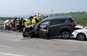 Autoexport Unfallwagen