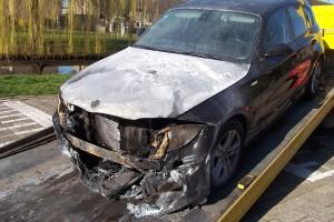 Verwertung von Unfallwagen