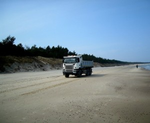 Ankauf von Gebrauchten LKW in Thüringen