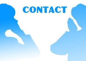 Kontaktaufnahme