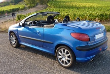 Ankauf von Gebrauchten Cabrio in Homburg